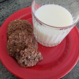 Really Oaty Oatmeal Cookies
